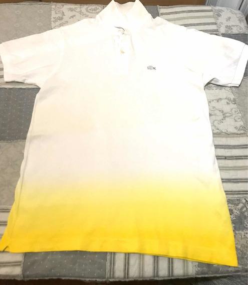 Camiseta Polo Masculina Lacoste Original