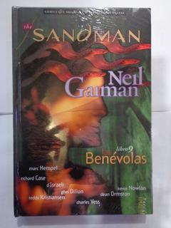 Sandman Vol.9 Vertigo Deluxe Pasta Dura