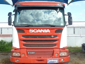 Scania/g440 6x4 Aut 2014 F : 81 26269050