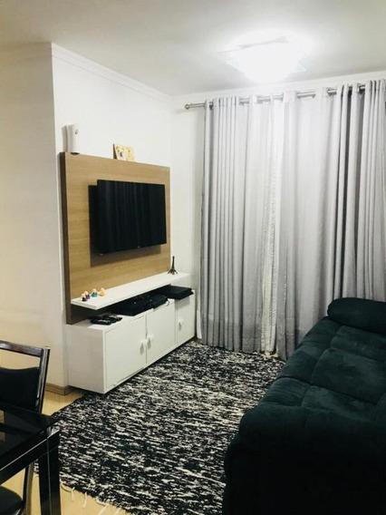 Apartamento Em Vila Jaraguá, São Paulo/sp De 50m² 2 Quartos À Venda Por R$ 250.000,00 - Ap417002