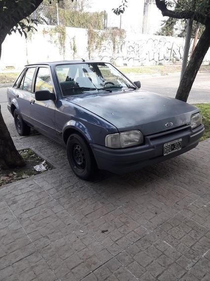 Ford Escort 1992 1.6 Ghia Sx