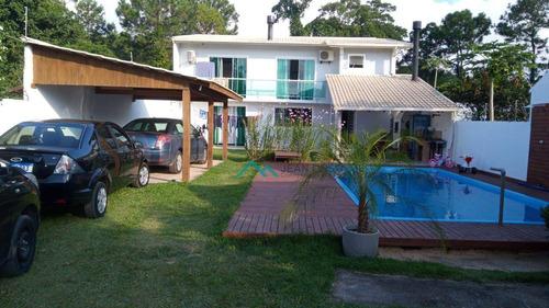 Imagem 1 de 30 de Casa Com 2 Dormitórios À Venda, 150 M² Por R$ 450.000,00 - Rio Vermelho - Florianópolis/sc - Ca0284