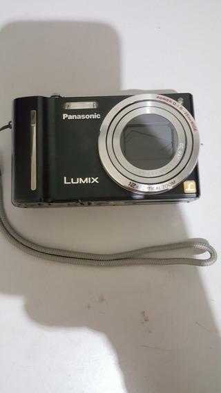 Câmera Digital Panasonic Lumiz Dmc-zs5