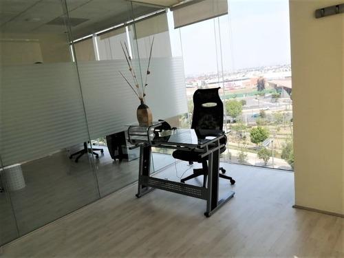 Oficina En Renta Sin Aval,angelópolis, Puebla, 50% Descuento