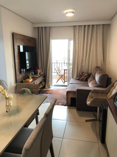 Apartamento À Venda No Bairro Parque Quinta Das Paineiras - São José Do Rio Preto/sp - 2020614