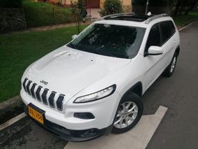 Jeep Cherockee Longitude At Techo Cuero