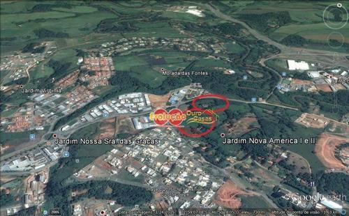 Imagem 1 de 1 de Área Comercial / Industrial - Rodovia Das Estancias - Te3169