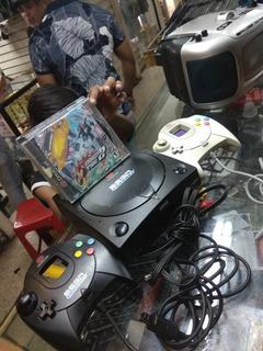 Sega Dreamcast Negro Edición Limitada Oferta 2 Controles