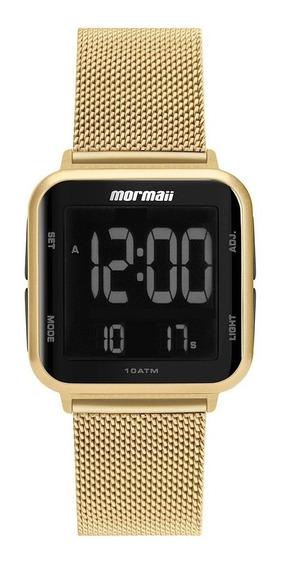 Relógio Unissex Mormaii Mo6600ah/8d