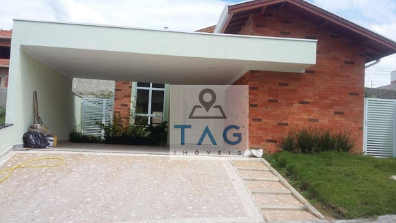 Casa Com 3 Dormitórios À Venda, 175 M² Por R$ 800.000 - Pinheiro - Valinhos/sp - Ca0085