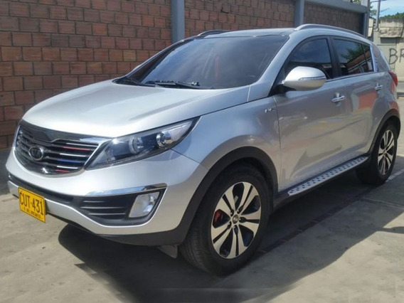 Kia New Sportage Revolution Tp 2400cc 6ab Abs