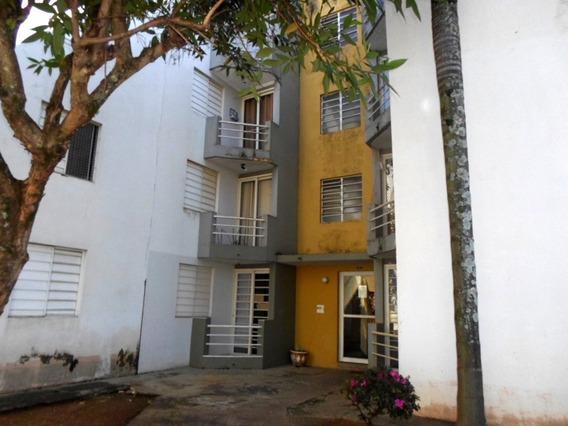 Apartamento Para Aluguel, 2 Dormitórios, Condomínio Nazareth - Mogi Mirim - 1095