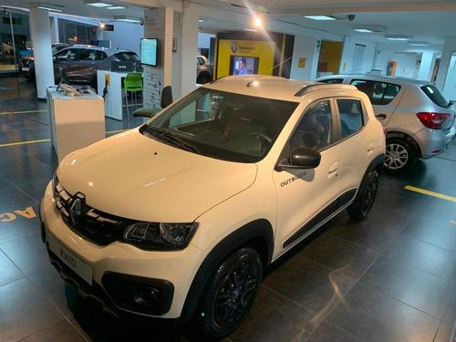 Nuevo Renault Kwid Outsider 2022 Mo