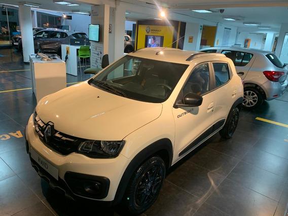 Nuevo Renault Kwid Outsider Mo