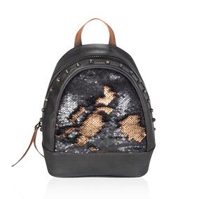 Mochila Saskatoon Backpack M Black Secret