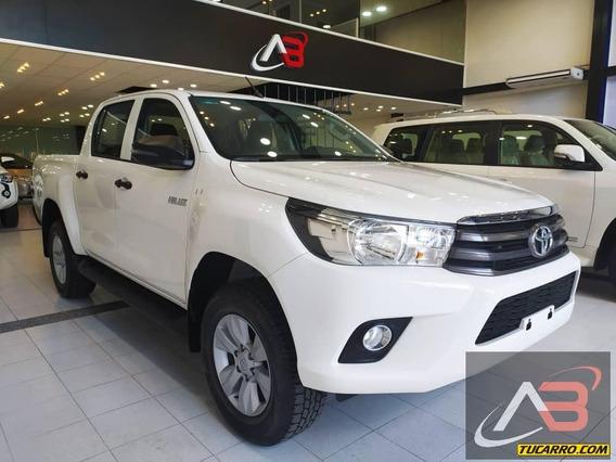 Toyota Hilux Dubai 2.7 Sincronico 2019