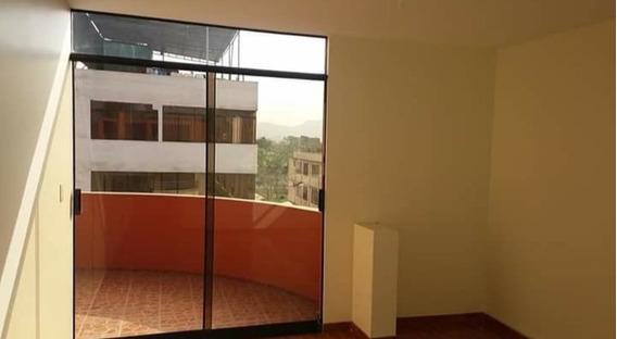 Alquiler Departamento En Zarate - San Juan De Lurigancho