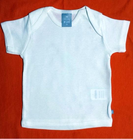 Camiseta Bebê Hering - Medidas Estão Logo Abaixo - Cód. 2302