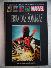 Coleção Graphic Novels Marvel Nº 65! Terra Das Sombras!