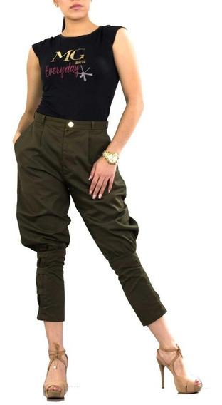 Pantalón Con Polainas