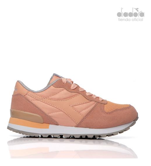 Zapatillas Diadora Camaro Rosa