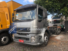 Volvo Vm260 Vm 260 2010 Truck No Chassi = 24250 Vw 2429 Mb