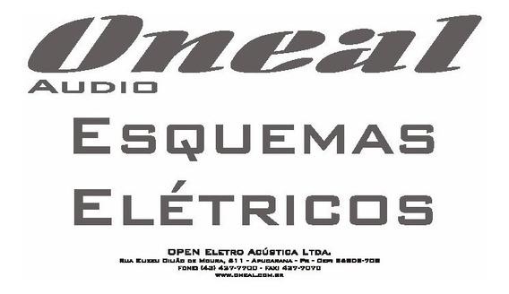 Ocm1060 Oneal Esquema Eletrico,diagrama,ocm 1060