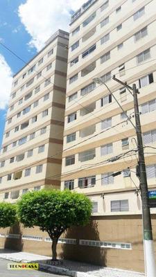 Apartamento 02 Dormitórios Sendo 1 Suíte Para Venda Ou Aluguel Na Vila Tupi, Praia Grande. - Ap4899