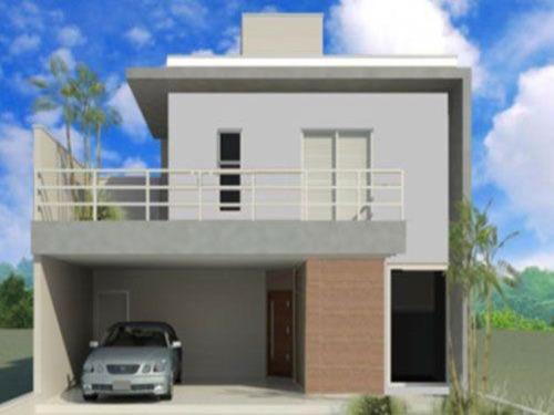 Sobrado Com 3 Dormitórios À Venda, 160 M² Por R$ 570.000,00 - Condomínio Villagio Milano - Sorocaba/sp - So0042 - 67639844