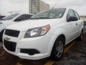 Chevrolet Aveo Ls Aut 2016 Seminuevos