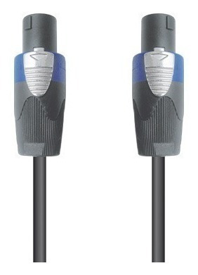 Cable Speakon Audio Profesional De 10 Metros Kaiser 11-6410