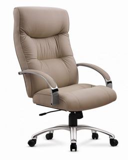 Cadeira Escritório Presidente 9001 Bege - Cercatto