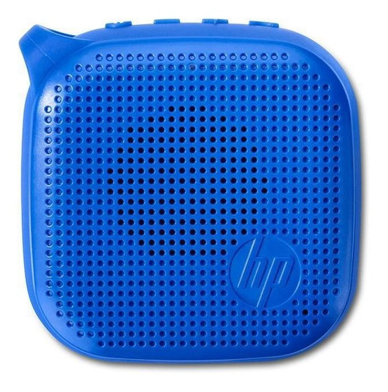 Caixa De Som Bluetooth Mini Speaker 300 3w Rms - Hp S300 (azul)