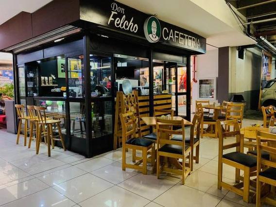 Cafetería En Mall San Pedro