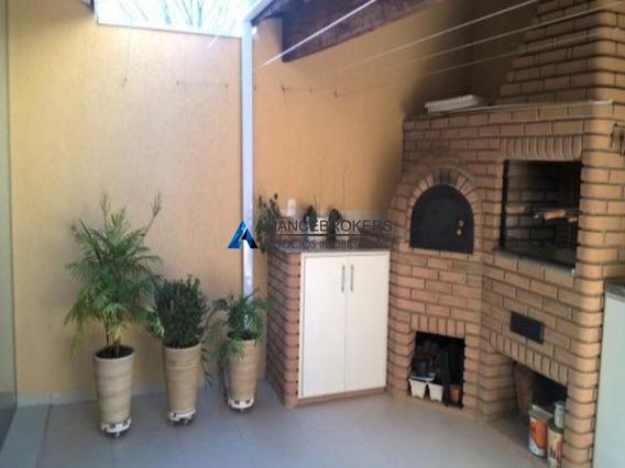 Vende Casa Em Condomínio Residencial Village Jardim Versailles - Ca01288 - 33801373