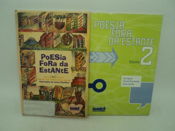 Fora Da Estante Volume 2 Livros Poesia