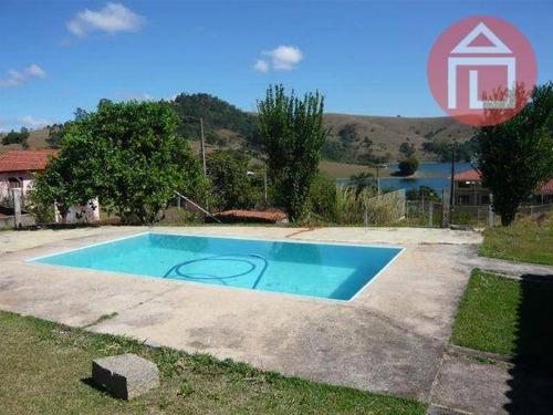 Chácara Com 2 Dormitórios À Venda, 1450 M² Por R$ 450.000,00 - Morro Grande Da Boa Vista - Bragança Paulista/sp - Ch0102