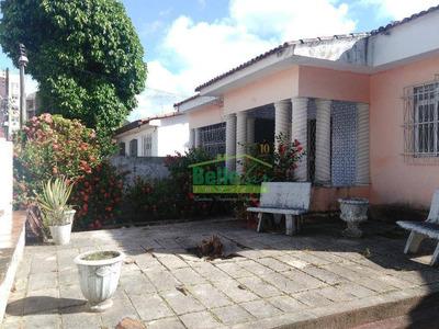 Casa Com 6 Dormitórios À Venda, 240 M² Por R$ 400.000 - Madalena - Recife/pe - Ca0089