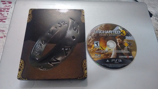 Uncharted 3 Drake Fortune Completo Para Play Station 3