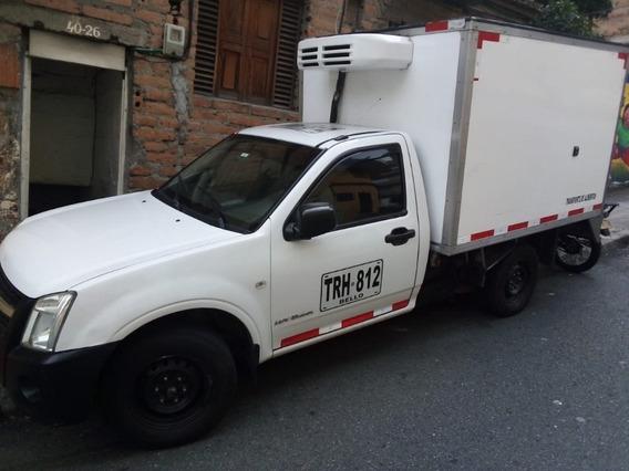 Chevrolet Dmax , Furgon Refrigerado