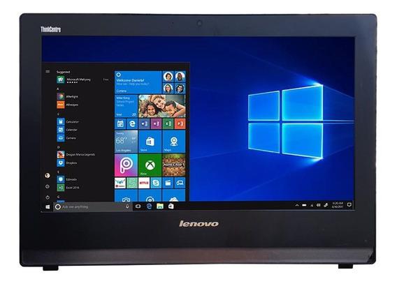 All In One Lenovo Edge 73z 20 Core I3 4ª Geração 4gb 1tb