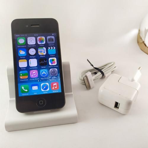 iPhone 4g iPhone 4 Muito Conservado Não Roda Aplicativos