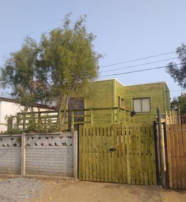 Cabaña En Algarrobo Para 4 Personas