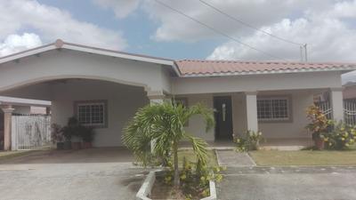 Alquilo Casa Amoblada - En Las Villas Hacienda El Mirador