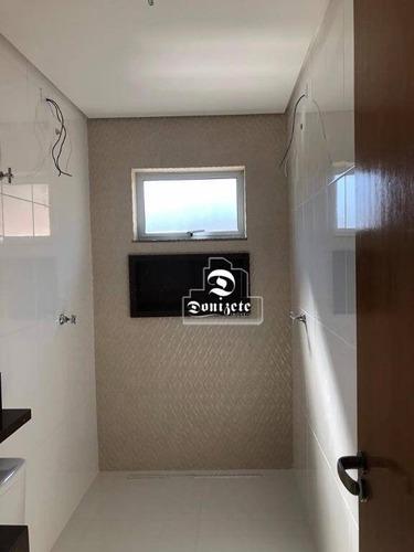 Sobrado Com 4 Dormitórios À Venda, 193 M² Por R$ 848.000,00 - Vila Floresta - Santo André/sp - So2571