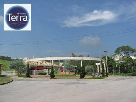 Terreno Residencial À Venda, Reserva Vale Verde, Granja Viana. - Te0588