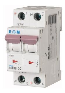 Pls6-c32/2-dc-mw Pastilla Termomagnetica 2 Polos 32 Amps Dc