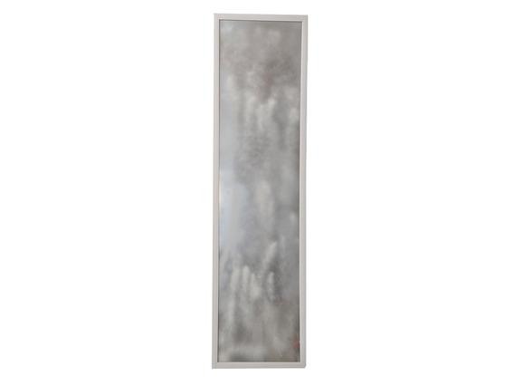 Espejo De Pared Aro Blanco