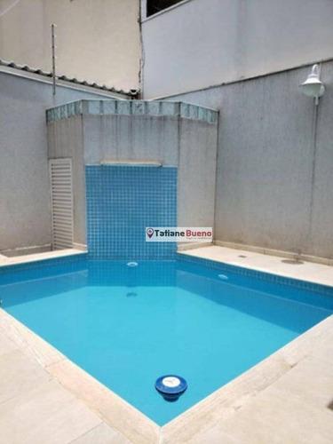 Sobrado Com 4 Dormitórios À Venda, 257 M² Por R$ 850.000 - Villa Branca - Jacareí/sp - So0236