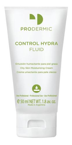 Hydra Fluid Hidratante Liviana Para Pieles Grasas Prodermic